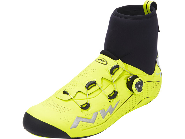 Northwave Flash Arctic GTX schoenen Heren geel